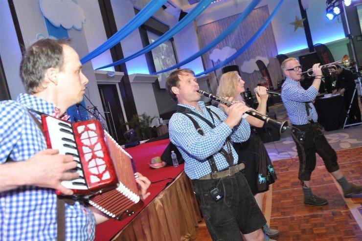 Rock Oompahs - Bavarian Oompah Rock Band