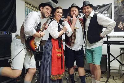 The MG Oktoberfest Showband - Oktoberfest Band Asia