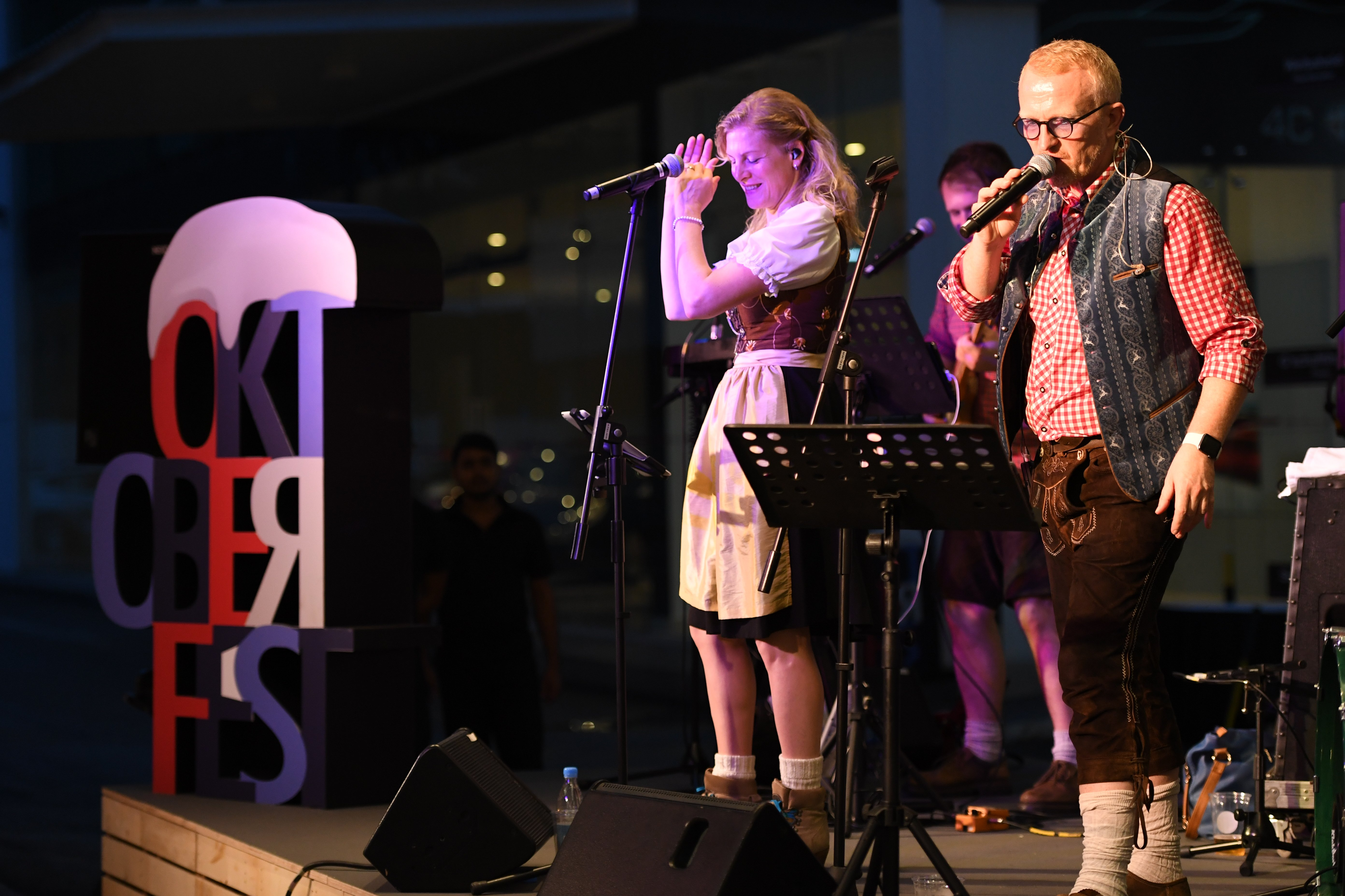 Oompah Band Hire in Singapore