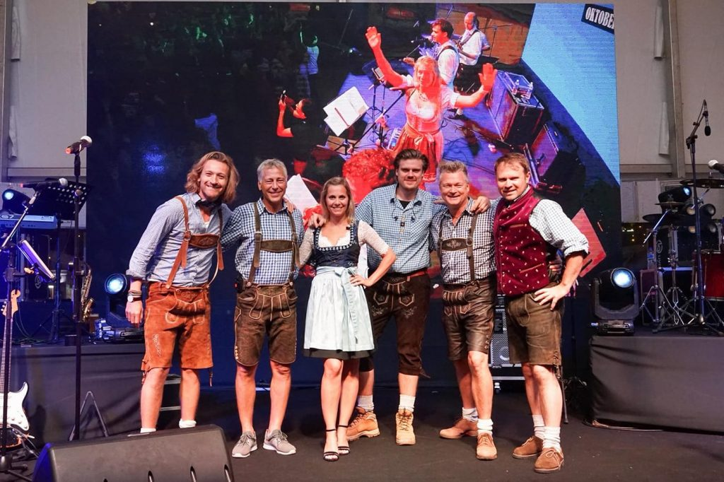 Hire Oompah Bands in Singapore